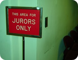 Jurors Only -- no outside influences!