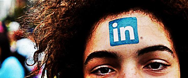 LinkedIn identity writ large