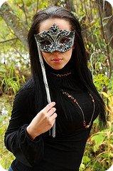 masked cutie