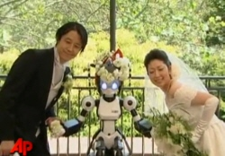 Can a robot perform a valid marriage ceremony? | Internet law blog
