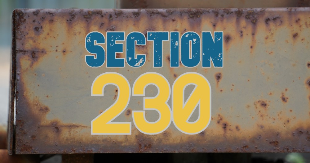 Section 230